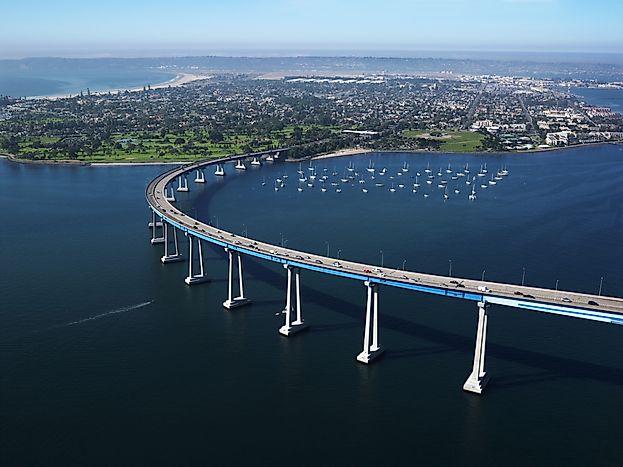 Tallest Bridges In The World - WorldAtlas.com