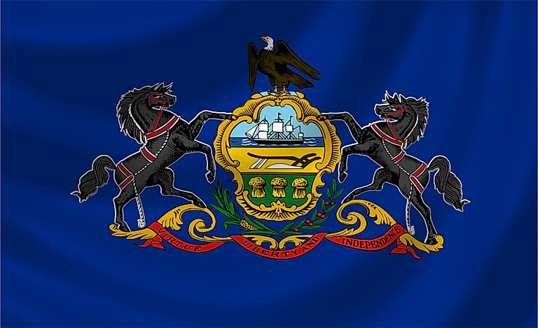 What Is the Capital of Pennsylvania?