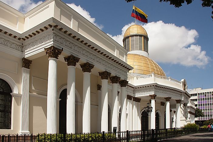 What Is the Capital of Venezuela?