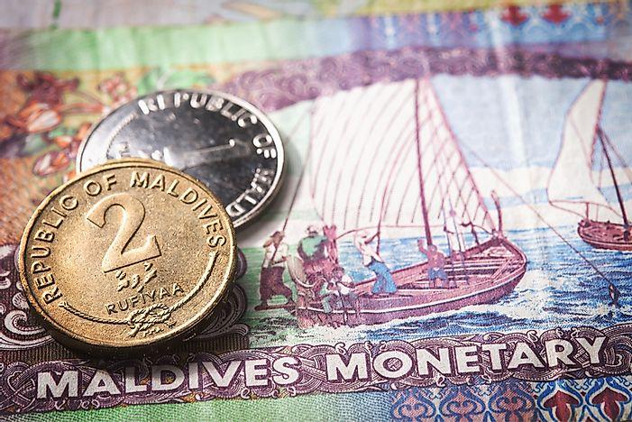 Currency used in Maldives: Maldivian Rufiyaa | Sun Resorts ...