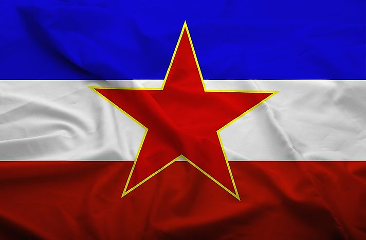 Which Present Day Countries Once Comprised Yugoslavia?