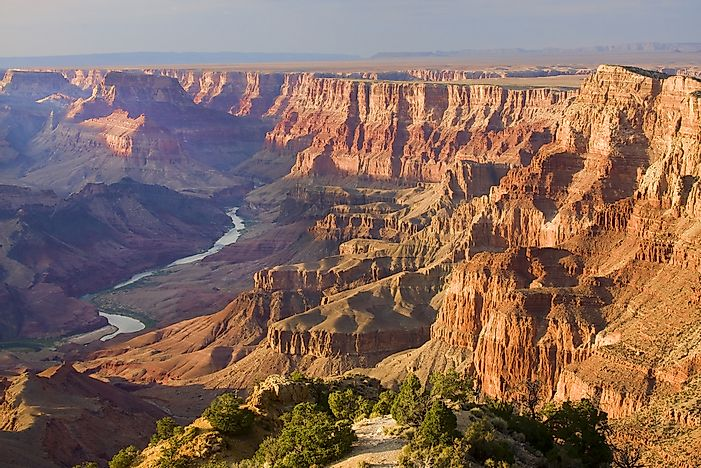 How Long Is the Grand Canyon?