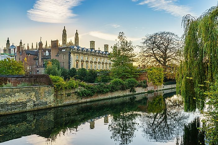 Cambridge, England.