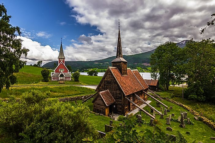 #2 Rodven Stave Church