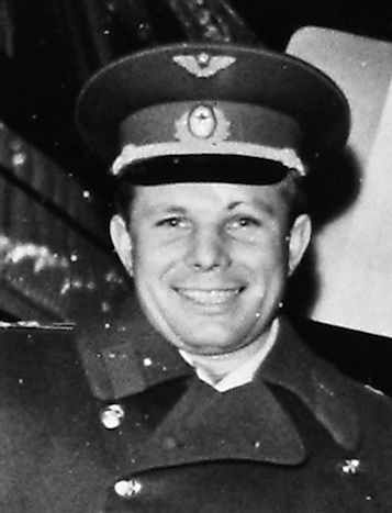 Yuri Gagarin - Famous Explorers of the Universe