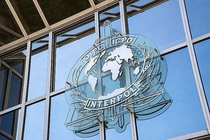 Where Is The Headquarters Of Interpol Located?
