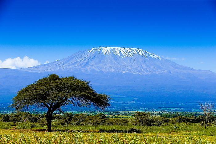 What Is a Stratovolcano? - WorldAtlas.com