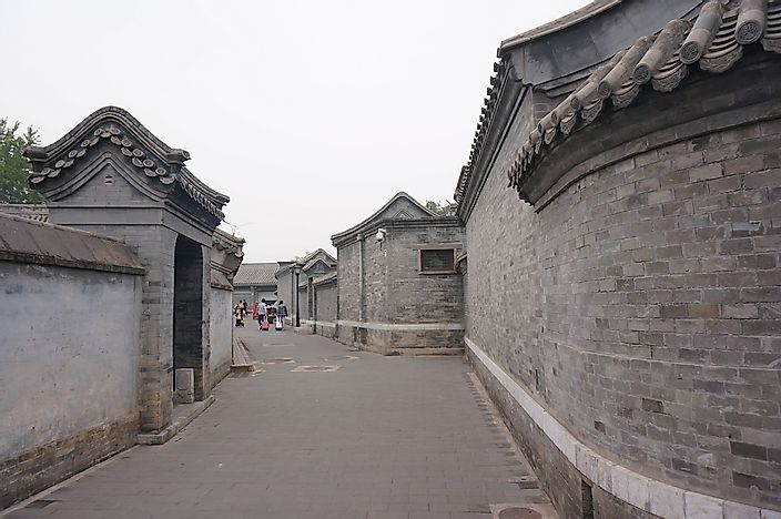 What Is A Hutong?