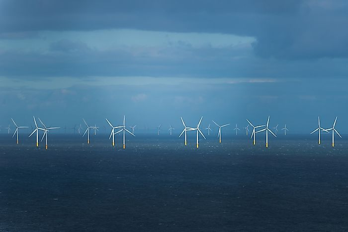 The 10 Largest Offshore Wind Farms In The World
