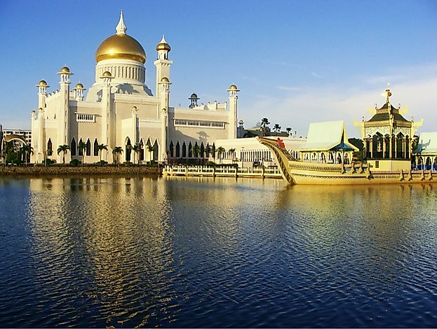 What Is the Capital of Brunei? - WorldAtlas com