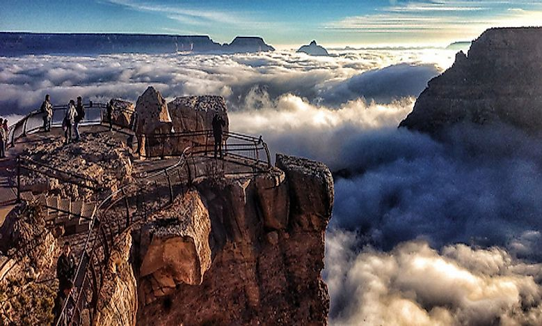 #2 The Grand Canyon -