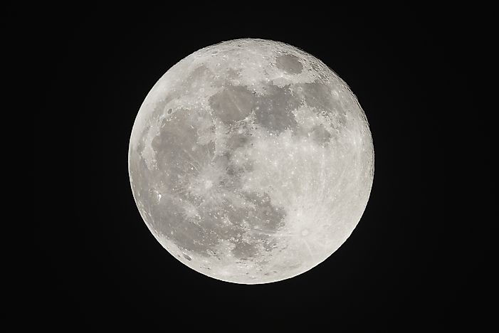 Brown University Scientists Detect Possibility of Water on the Moon's Surface