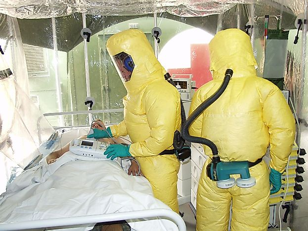 Ebola Facts: Diseases of the World