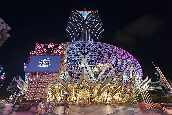 largest casino markets in the world