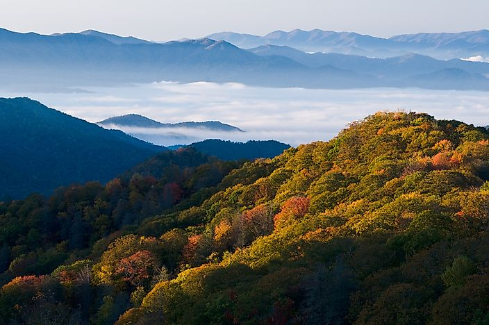 #1 Great Smoky Mountains National Park