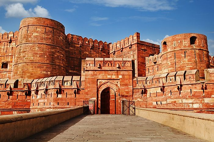 mughal architecture examples of mughal architecture worldatlas com