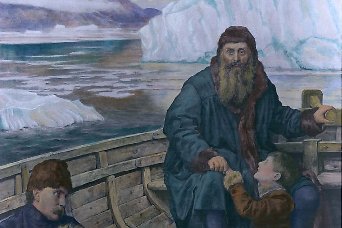 Henry Hudson: Explorers of the World