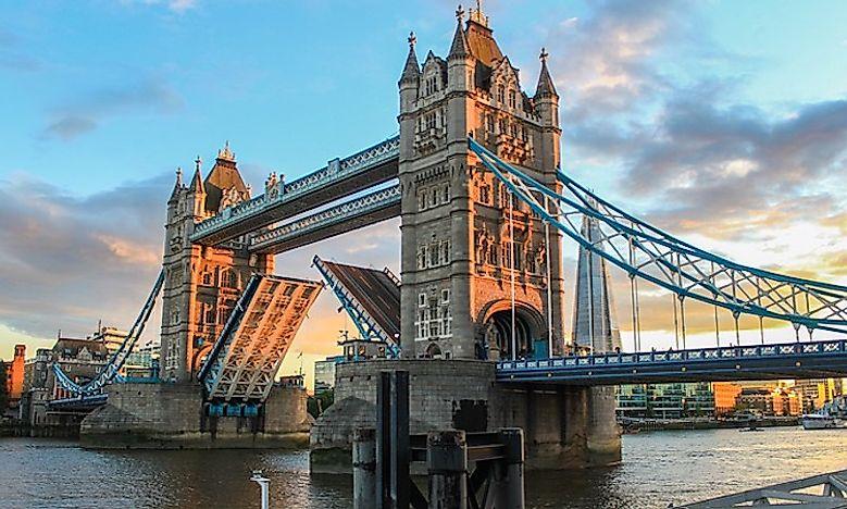 # 2 Luân Đôn -