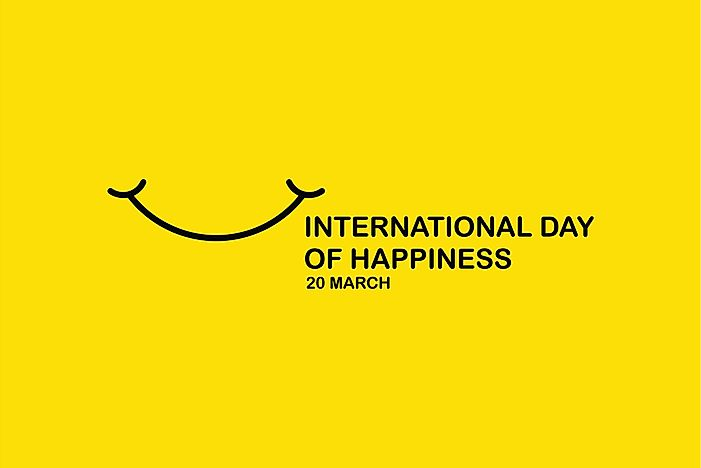 When and Why Is the International Day of Happiness Celebrated?