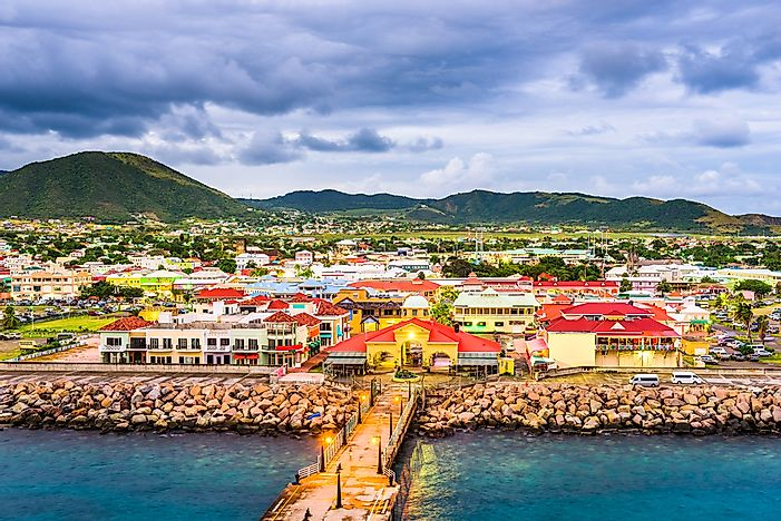 What Is The Capital Of Saint Kitts And Nevis?