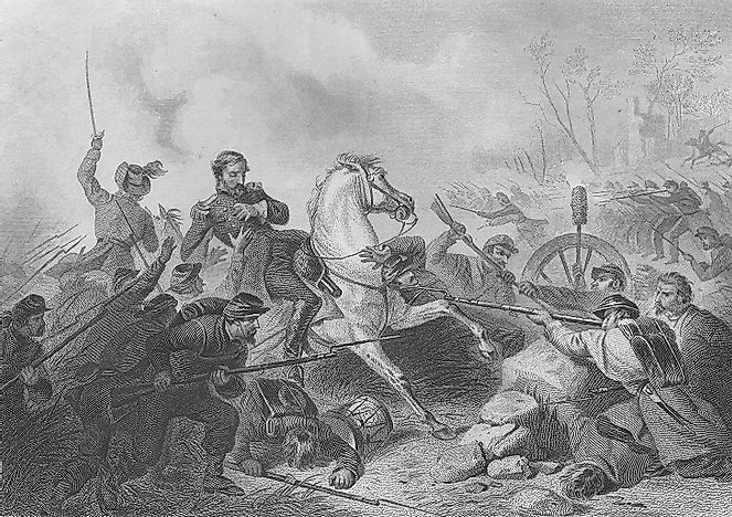The Battle of Wilson's Creek: The American Civil War