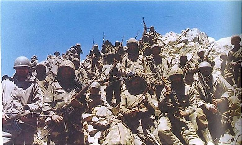 #3 Indo-Pakistani War of 1999 -