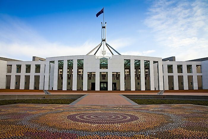 What Type of Government Does Australia Have?