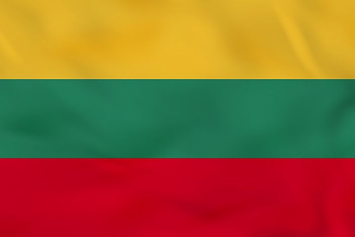 What Do the Colors and Symbols of the Flag of Lithuania Mean?