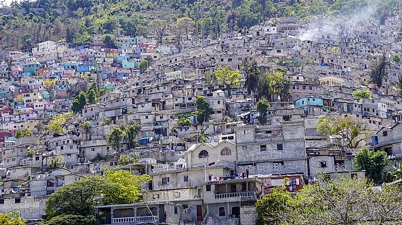 What Is the Ethnic Composition of the Haitian Population?
