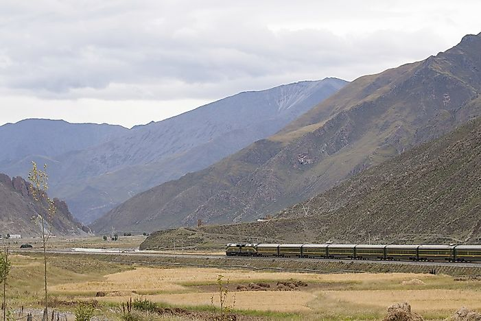 5 Highest Railway Lines In The World