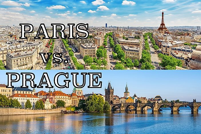 Travel Showdown: Paris vs. Prague
