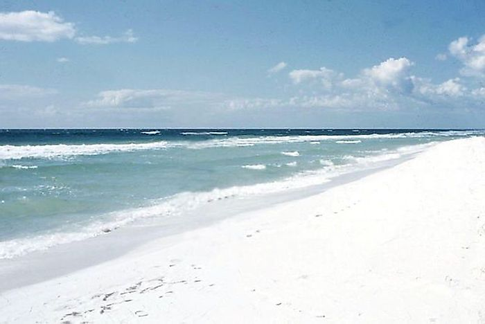 #3 Gulf Islands National Seashore