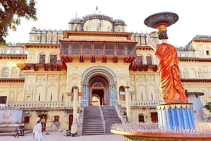 The Holy Cities of Hinduism - WorldAtlas com