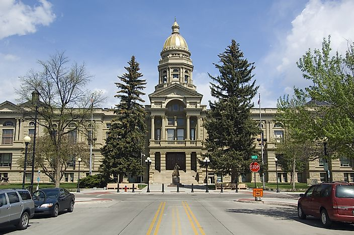 What Is the Capital of Wyoming?