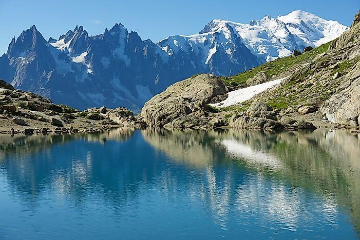 #7 Mont Blanc