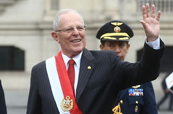 Presidents Of Peru Since 1945