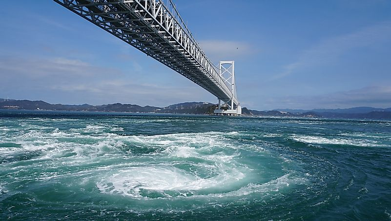 The World's Largest Whirlpools - WorldAtlas com