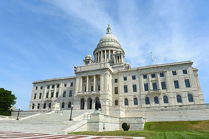 #7 Rhode Island State House