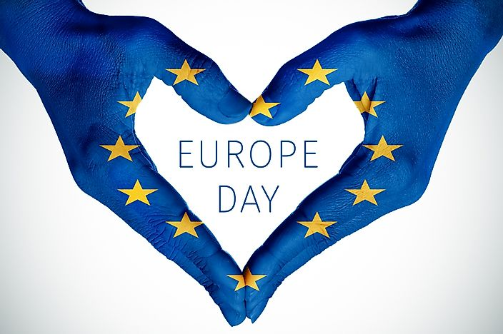 What is Europe Day?