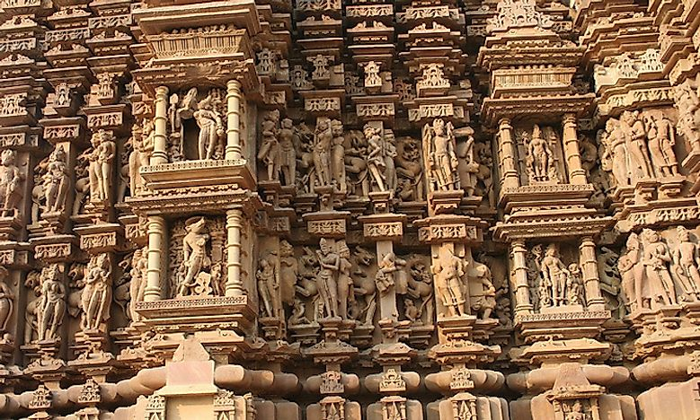 #2 Khajuraho Group Of Monuments In Madhya Pradesh -