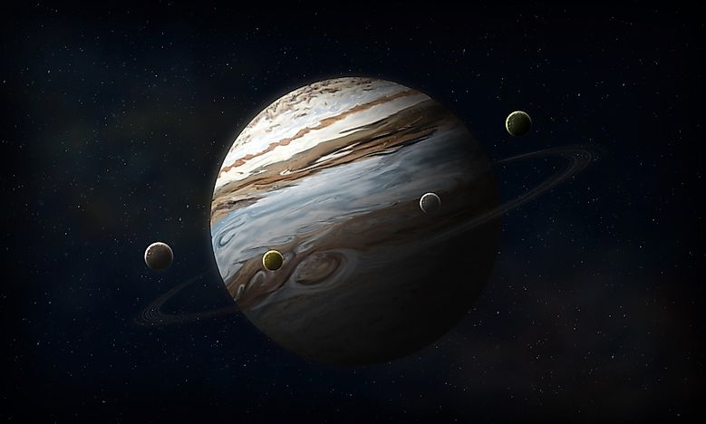 5 Interesting Things About Jupiter's New Moons