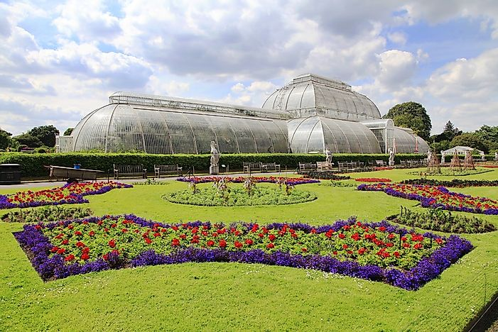 #7 Kew Royal Botanic Gardens (United Kingdom)