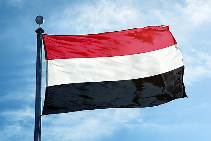What Do The Colors And Symbols Of The Flag Of Yemen Mean?