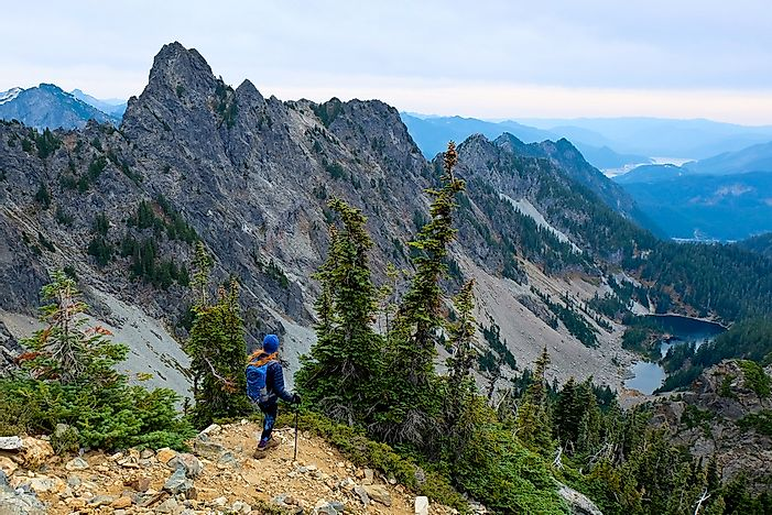 #7 Pacific Northwest National Scenic Trail