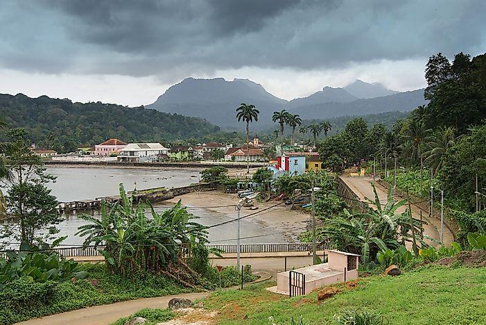 What Is The Capital Of São Tomé And Príncipe