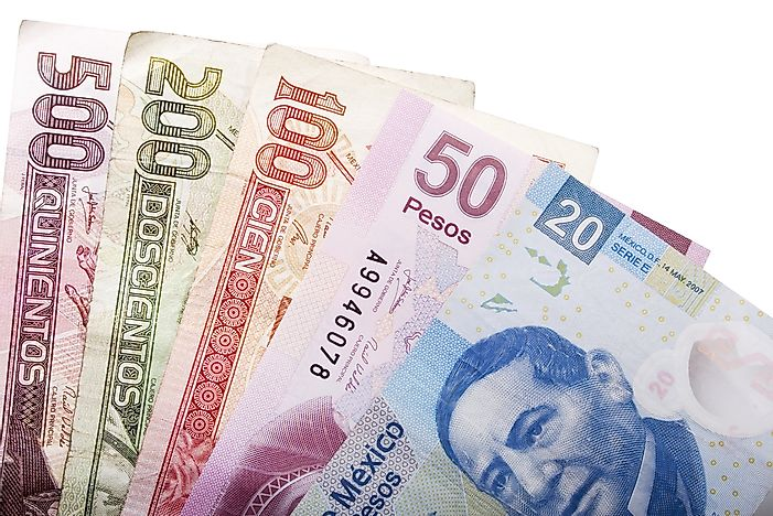 What is the Currency of Mexico?