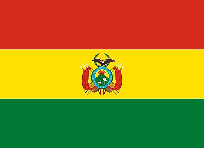All About the Flag of Bolivia
