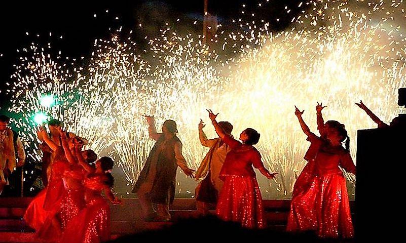 #10 Bollywood Dance, India -