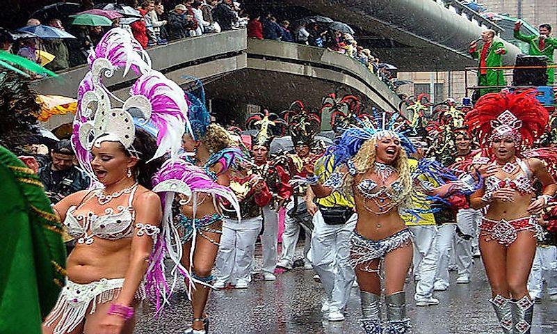 #2 Samba, Brazil -