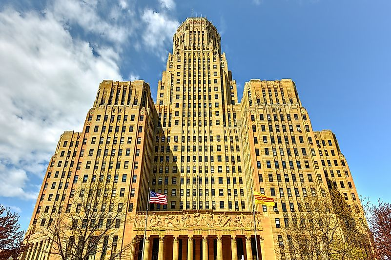 #10 Buffalo City Hall